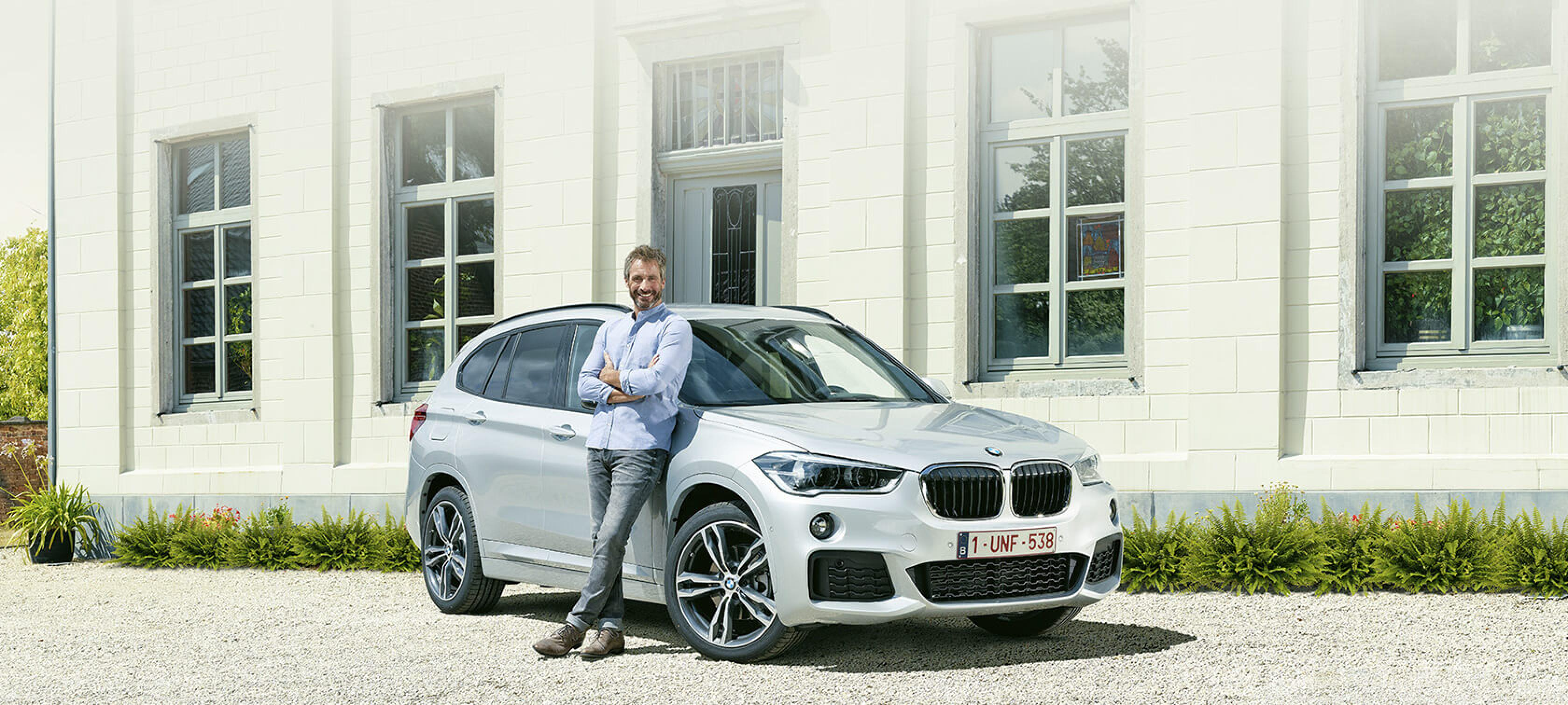 "DE BMW X1 ""NICOLAS"" EDITION."